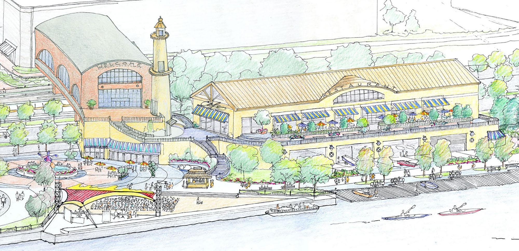 Newark Waterfront Community Access Study