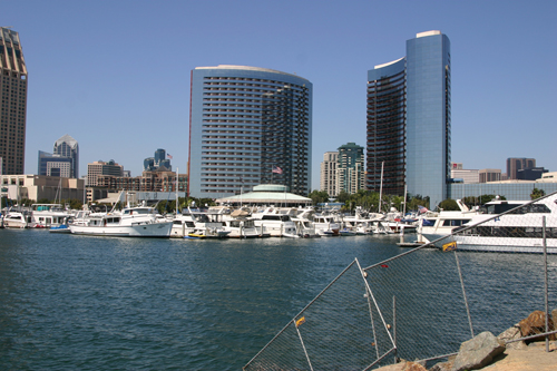 Embarcadero Marina Parks North and South