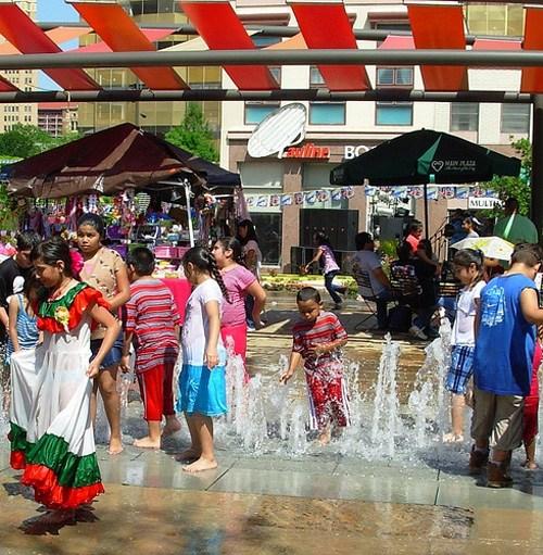 San Antonio's Main Plaza