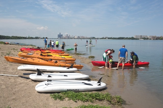 A Placemaking Strategy for Belle Isle