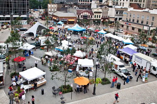 Pittsburgh Market Square