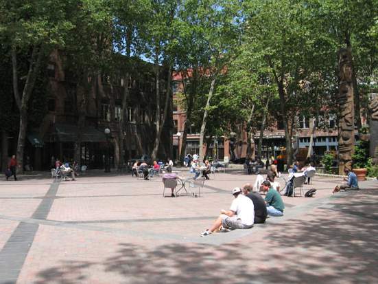 Occidental Square