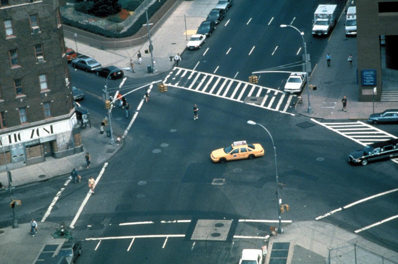 Mulry Square Pedestrian Improvements