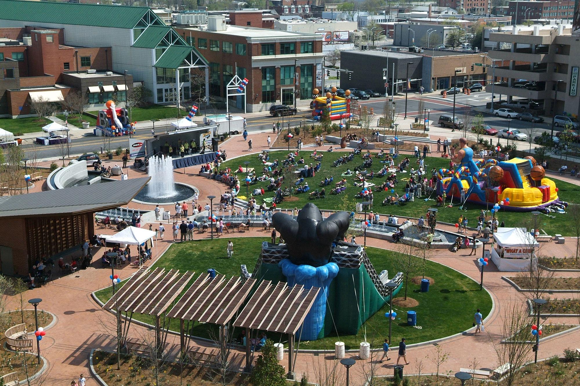 City Center Park