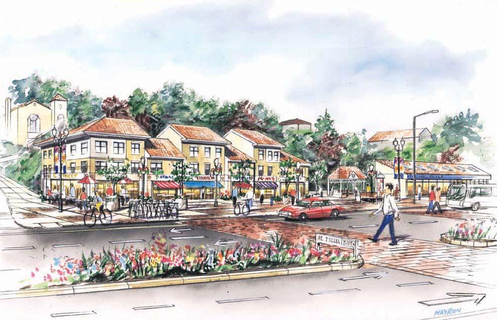 San Mateo Peninsula Corridor Plan