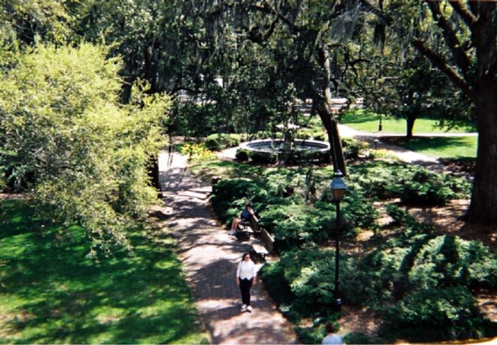 Squares of Savannah