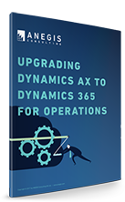 Upgrading Dynamics AX to Dynamics 365 for Operations