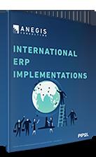 International ERP implementaions