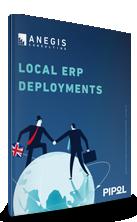 Local ERP deployments