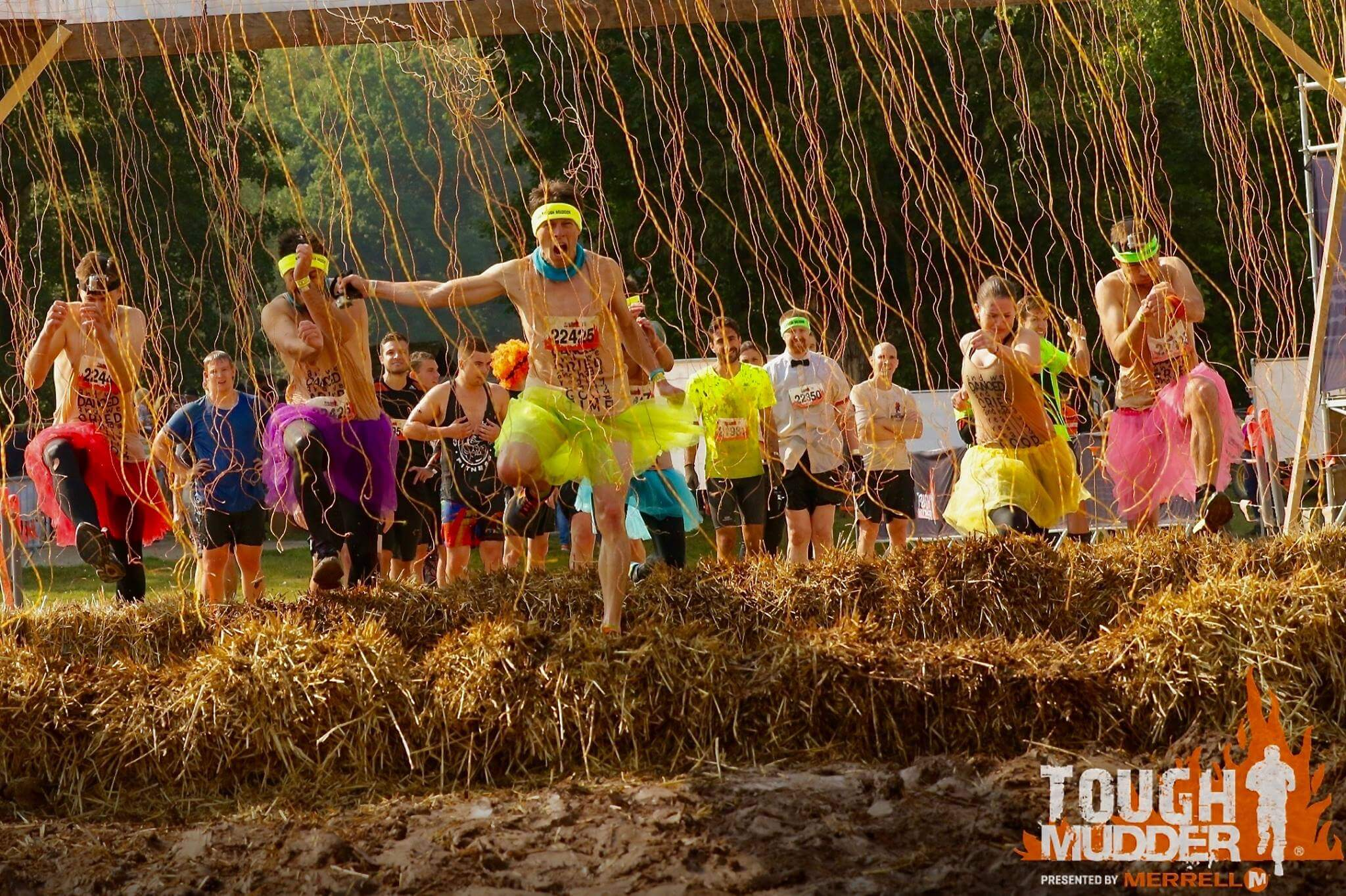 """Just how muddy will Germans go?"" - Wie Tough Mudder in Deutschland zum Erfolg wurde"