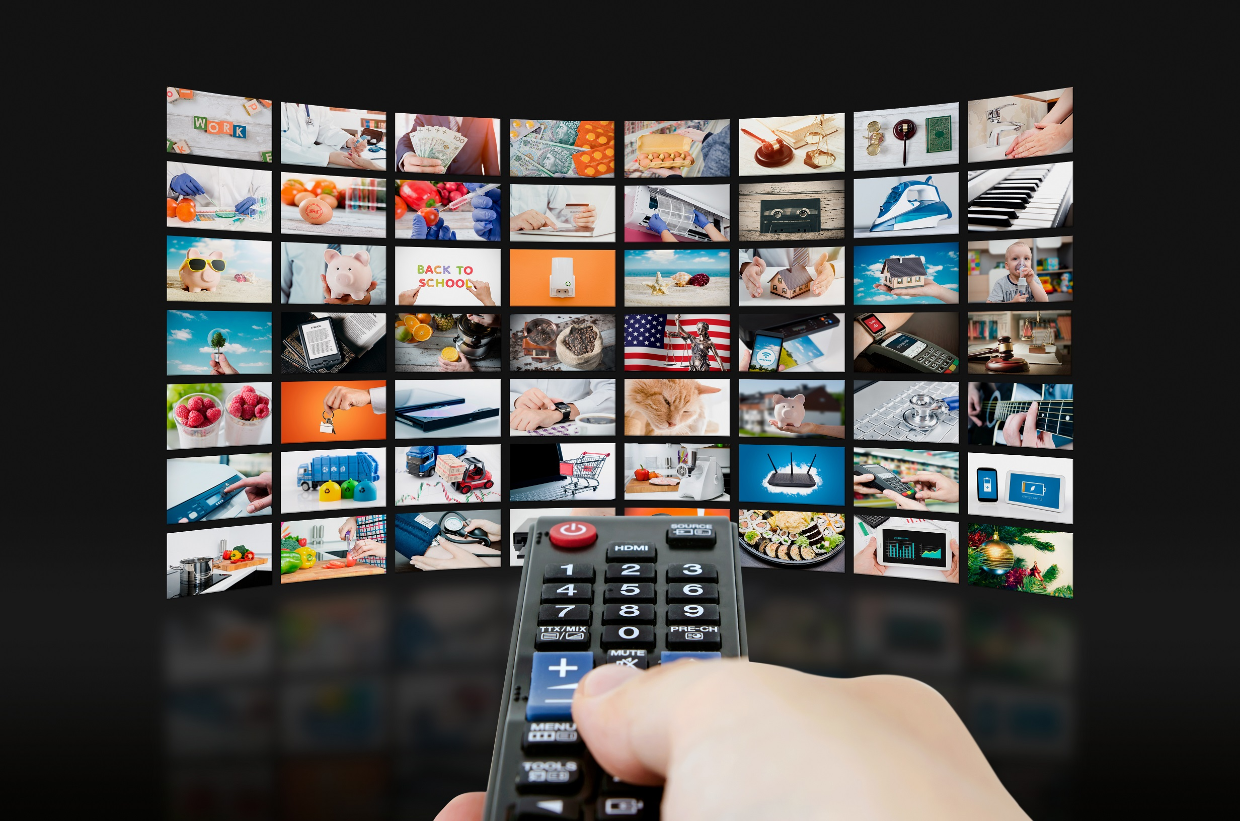 Addressable TV: how TV advertising became targetable