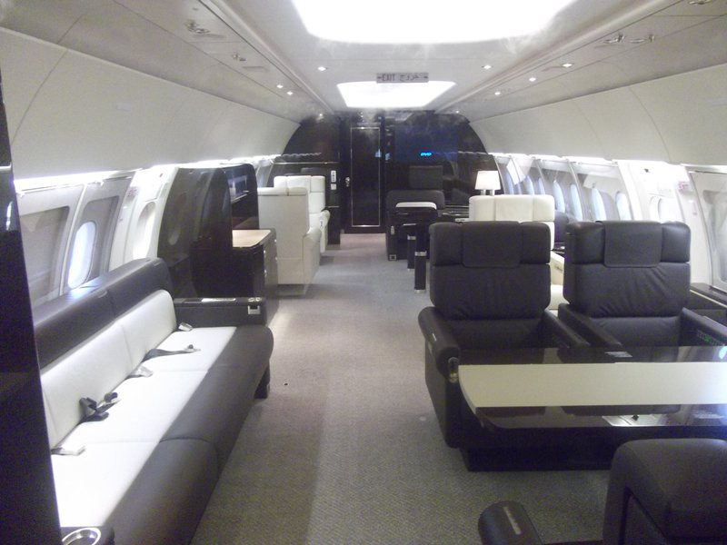 Selection of Aircraft Type  Design and Specification of Cabin Interiors   Selection of Cabin Completion Centre  Management of Aircraft green  delivery