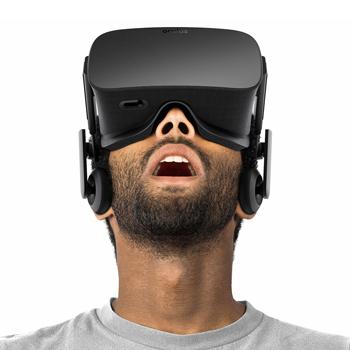 Rebuilding the Oculus Rift website