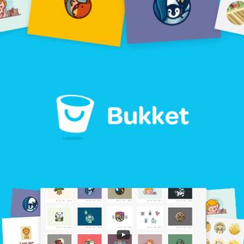 Rebuilding BukketApp's homepage in Webflow