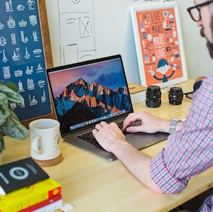 How to create an online portfolio without coding