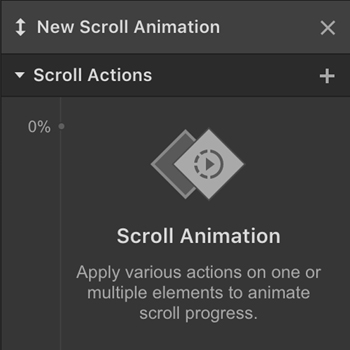 Building parallax scrolling and timed animations — without coding
