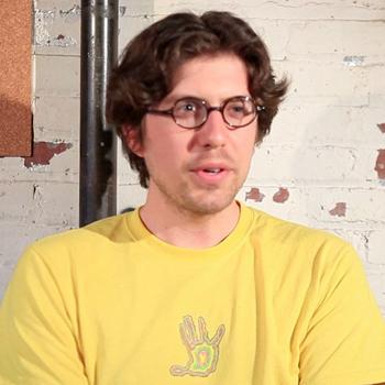 Meet Webflow developer & lead on the Site Search project, Forrest Oliphant