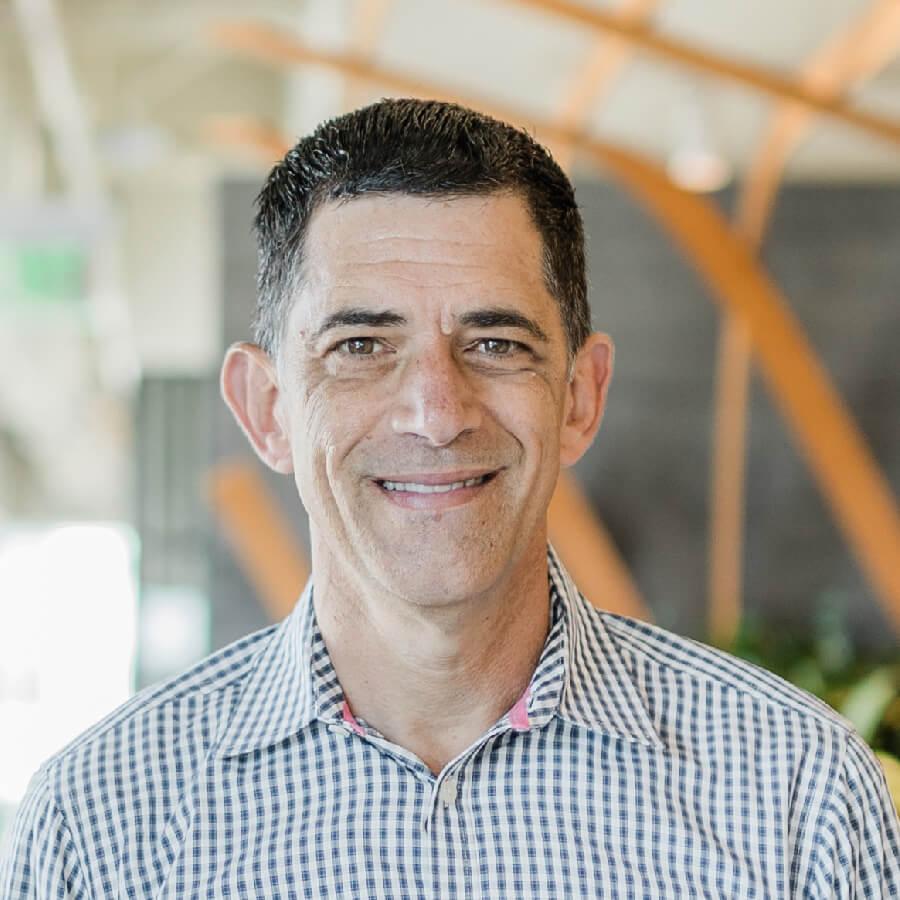 Mike Rasic, CBO & CFO