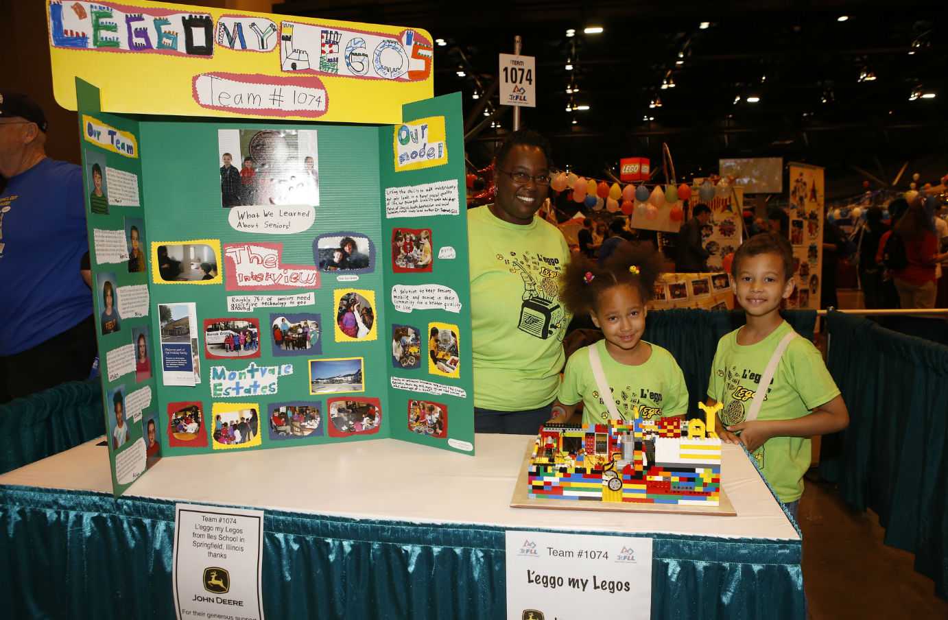 Lego League Jr