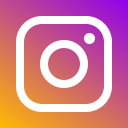 Instagram icon, links to instagram profile