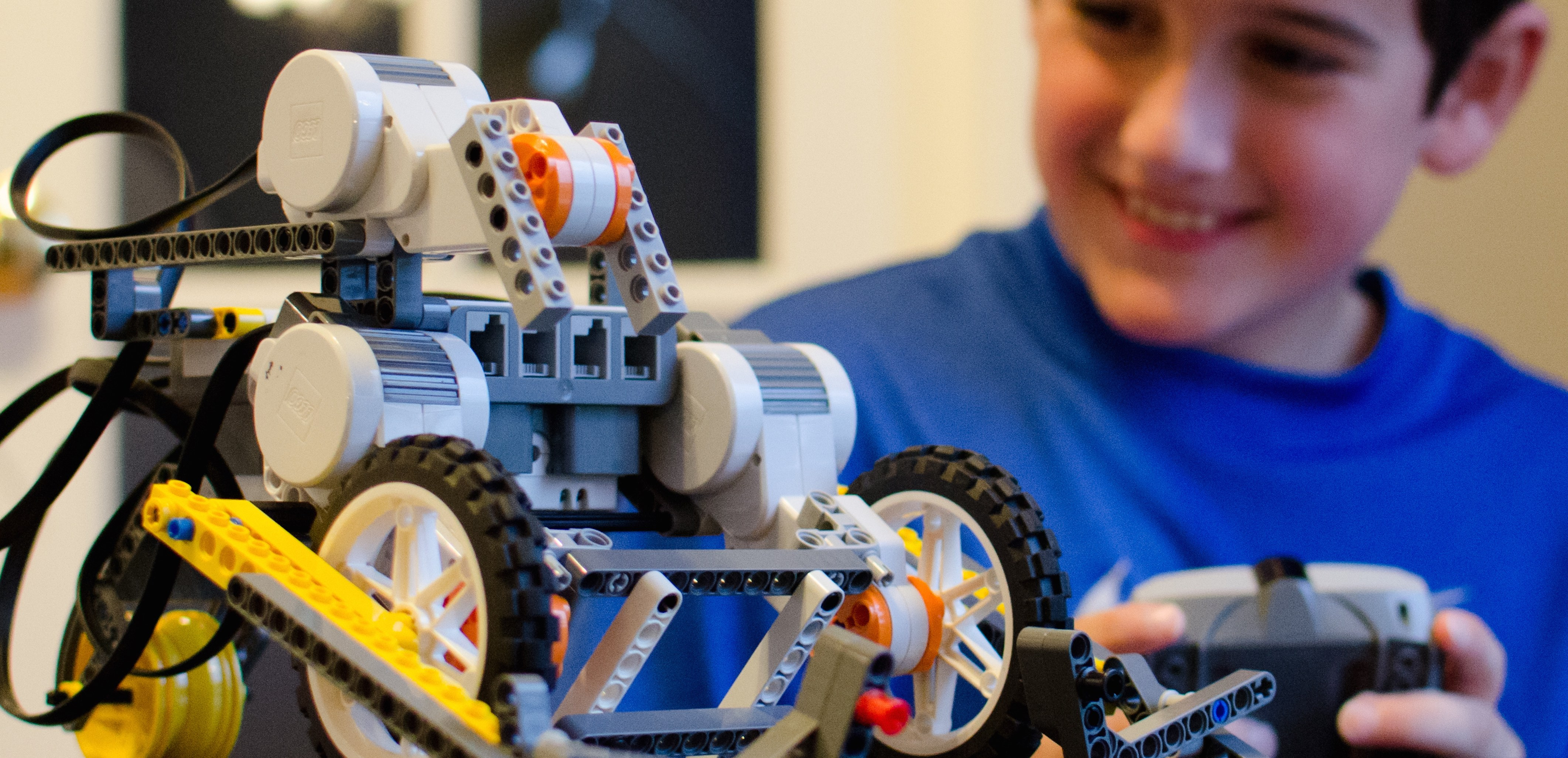 Lego Robotics Classes & Camps