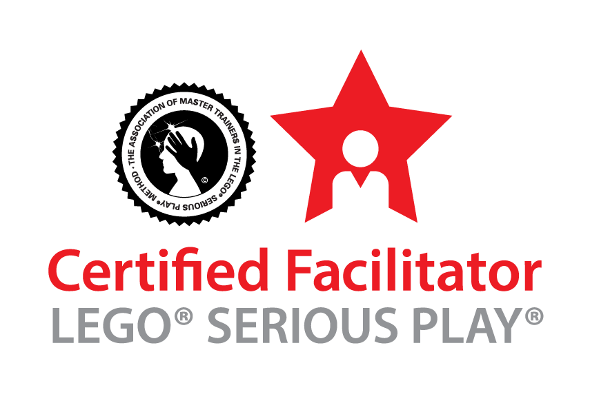 Lego Serious Play Certified Icon
