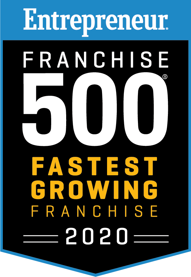Fastest growing franchise award