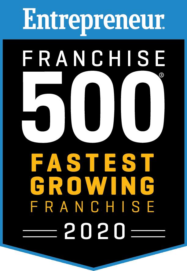 Fastest growing franchise award