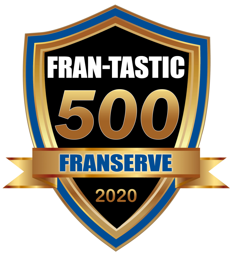 Fran-Tastic 500 badge