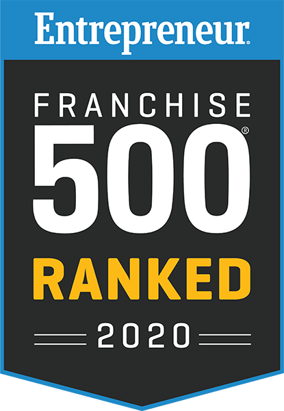 Franchise 500 Badge