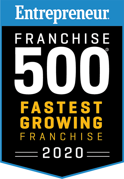 Fastest Growing Franchise Badge