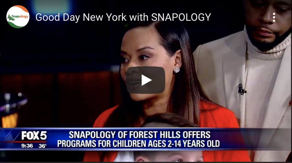 Snapology of Forest Hills recently visited the set of Fox 5 NY to share a little bit about our fun and educational programs.‍