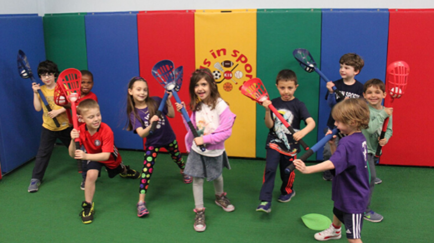 Kids in Sports Party