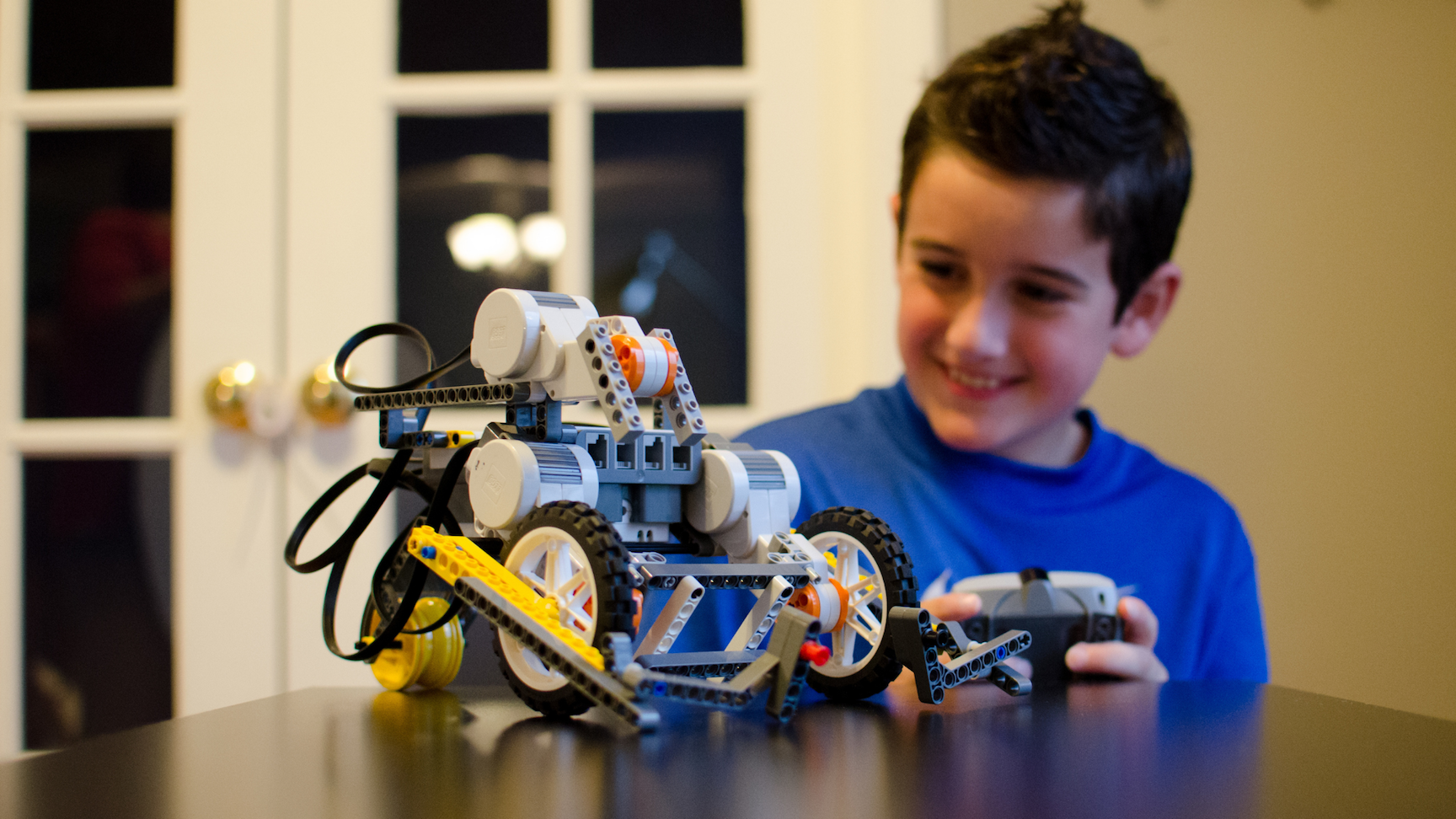 Has your child dreamed of becoming an astronaut and leading a mission to Mars? At Snapology, we teach robotics and coding concepts just like that of the Mars rover to children ages 4-14. You will be amazed by what your child can do!