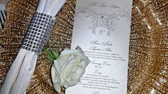 invitations from Lace