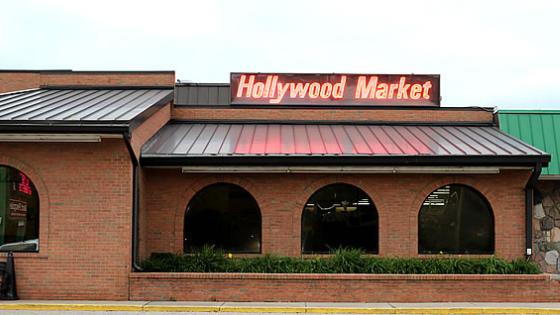Market storefront