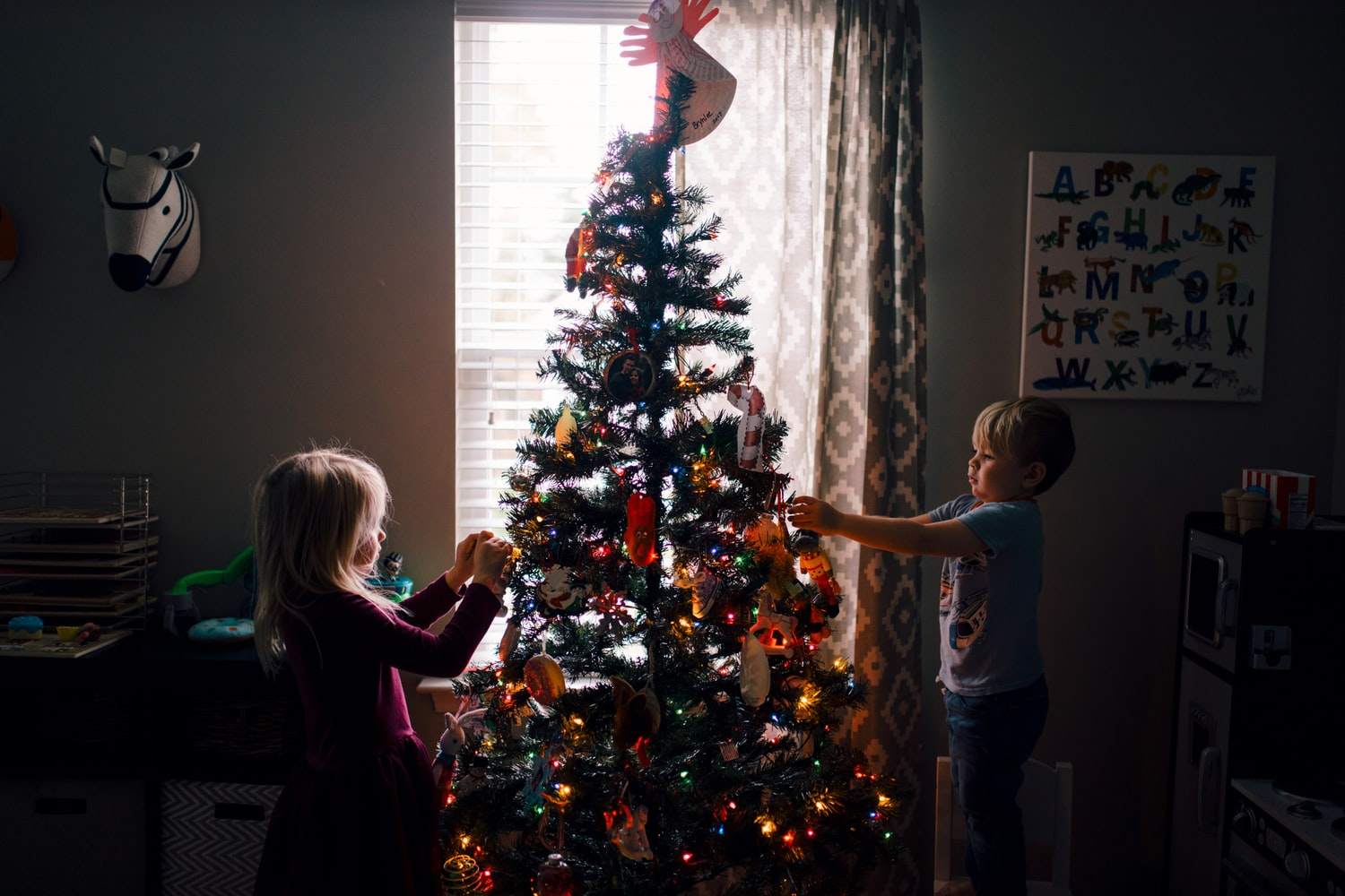 Looking for new kid-friendly traditions to adopt this holiday season? We have 12 cool ideas that are sure to bring on the holiday spirit and start your countdown to Christmas 2020.