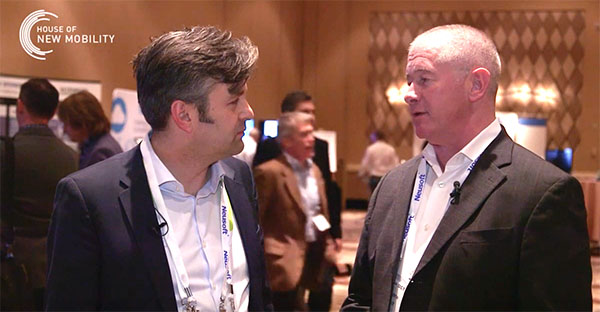 Photo of Tom Sexton and Alexander Renz at CES 2016