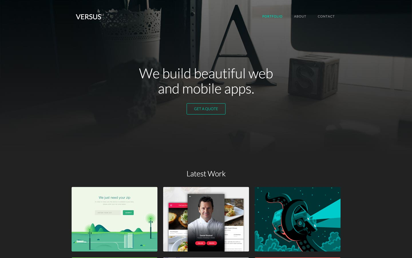 Free HTML5 Templates for Responsive Websites | Webflow