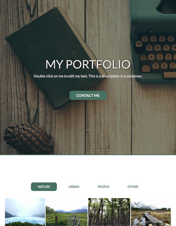Lightbox Portfolio