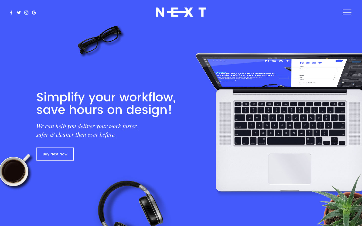 Best HTML5 responsive website templates | Webflow