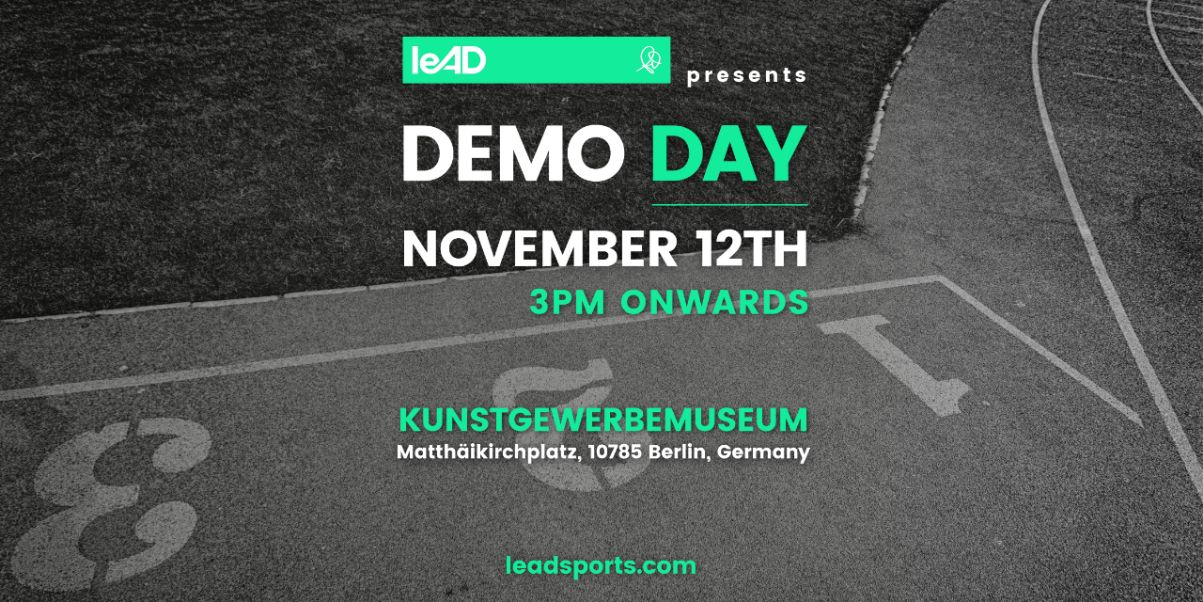 leAD Sports Accelerator Demo Day 2018