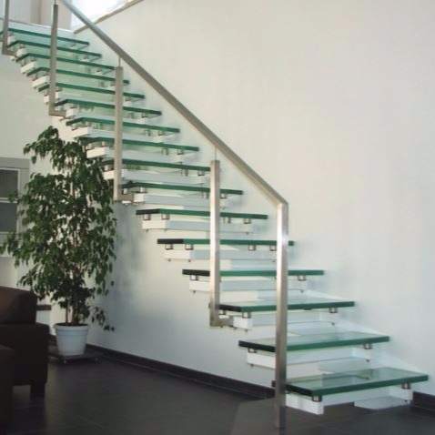 Staircases   Glass