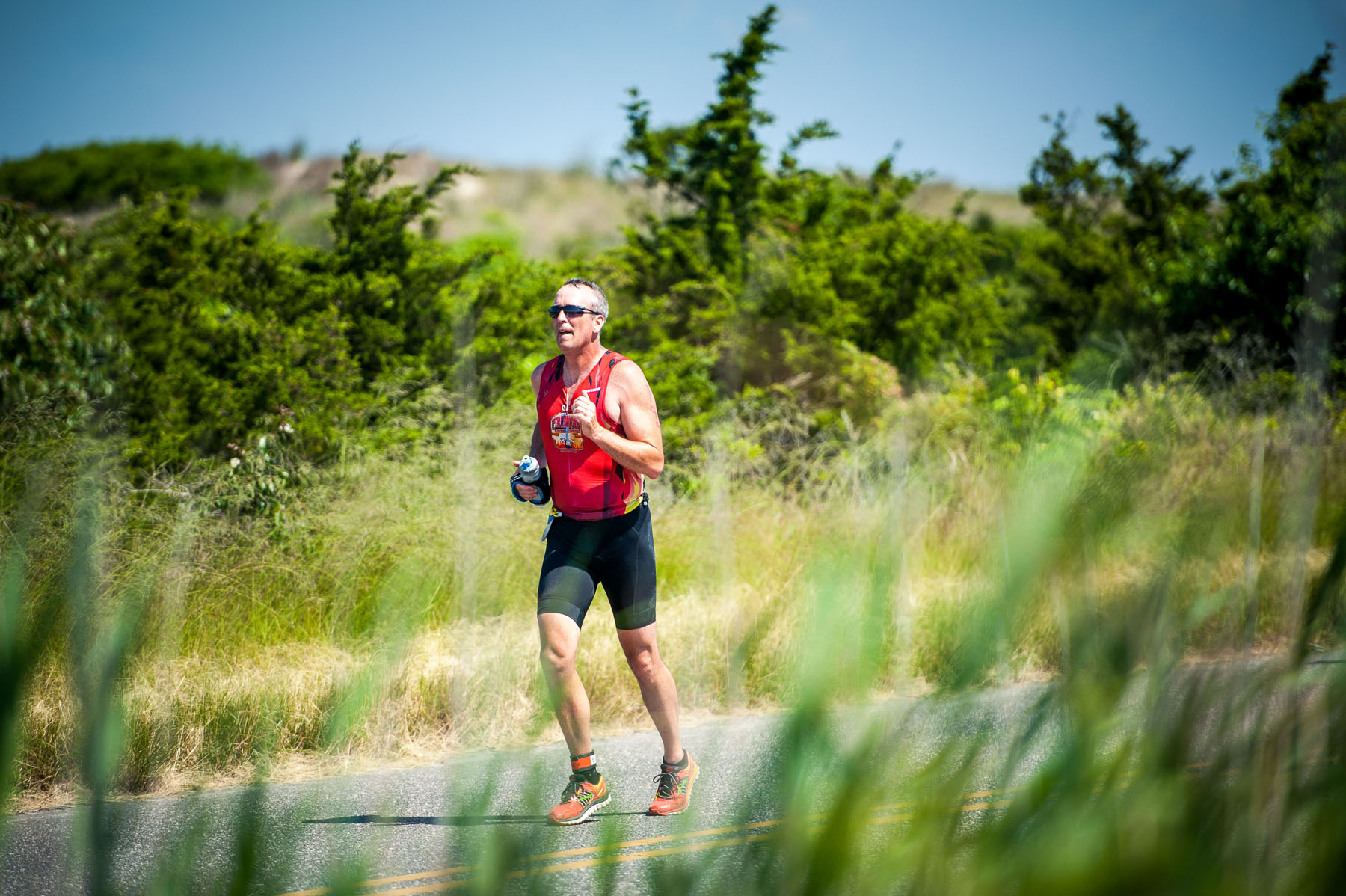 Tranquil Run Course  - Escape The Cape Triathlon