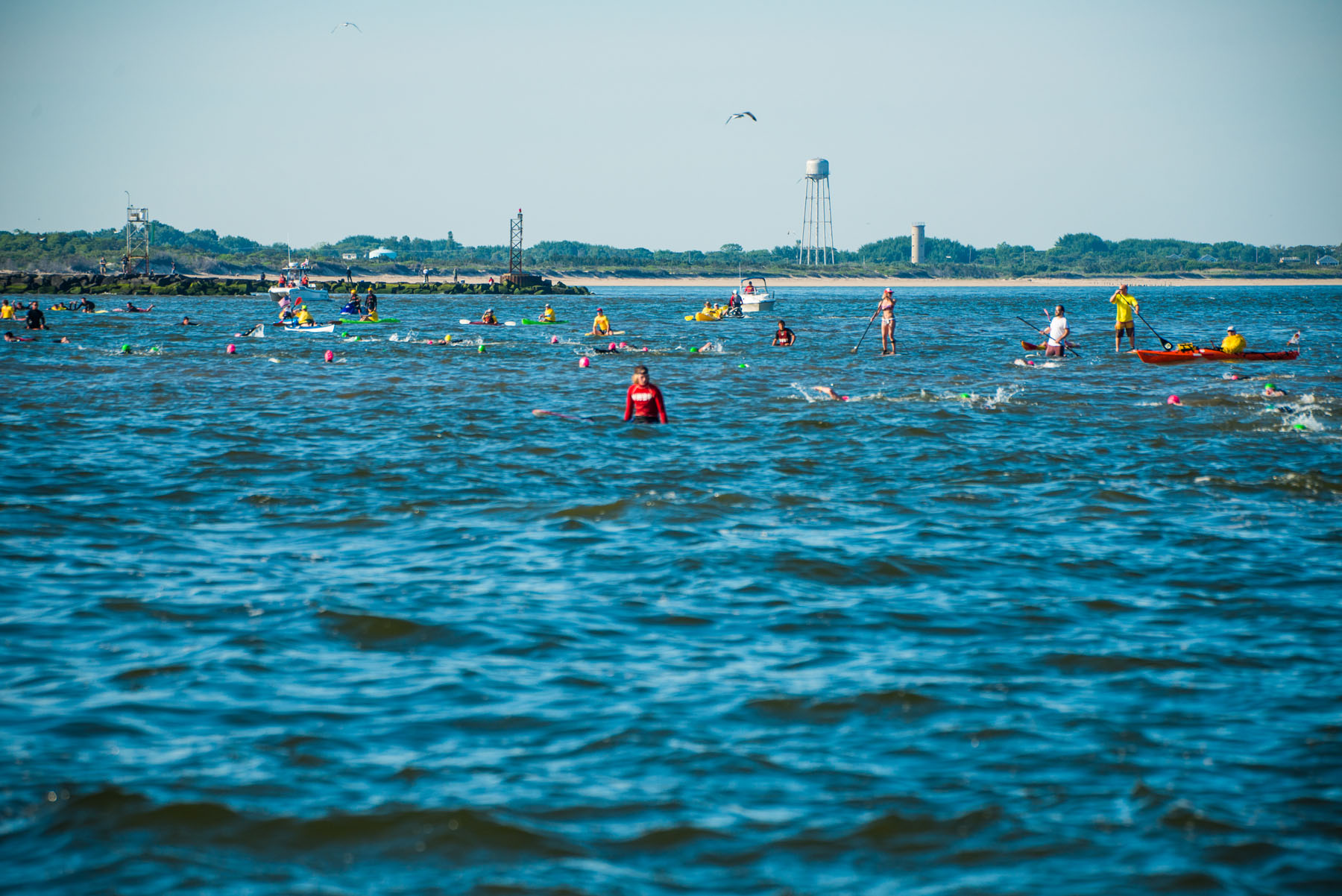 the open water  - Escape From Lewes Open Water Classic Copy