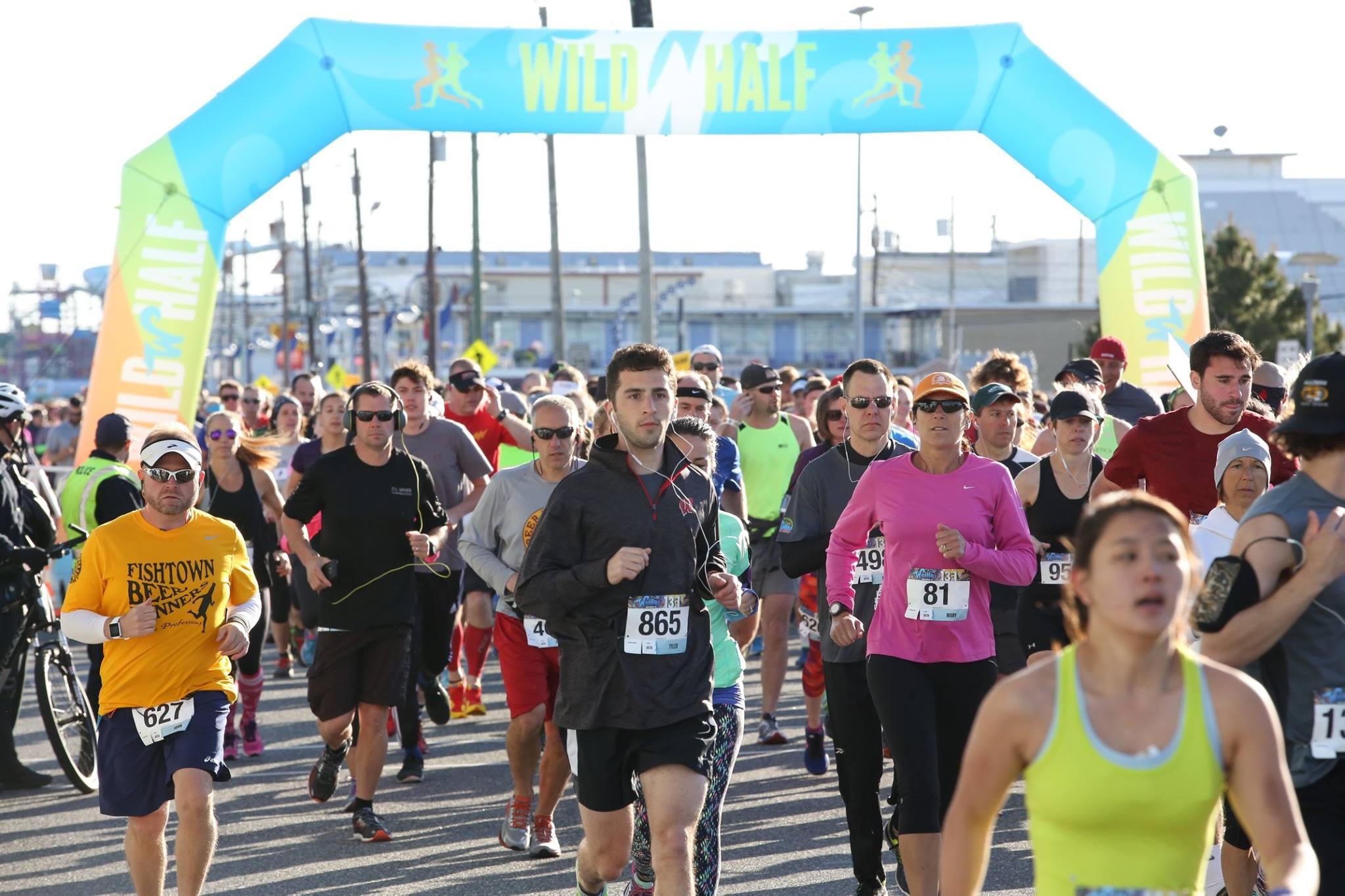 TWH - start run
