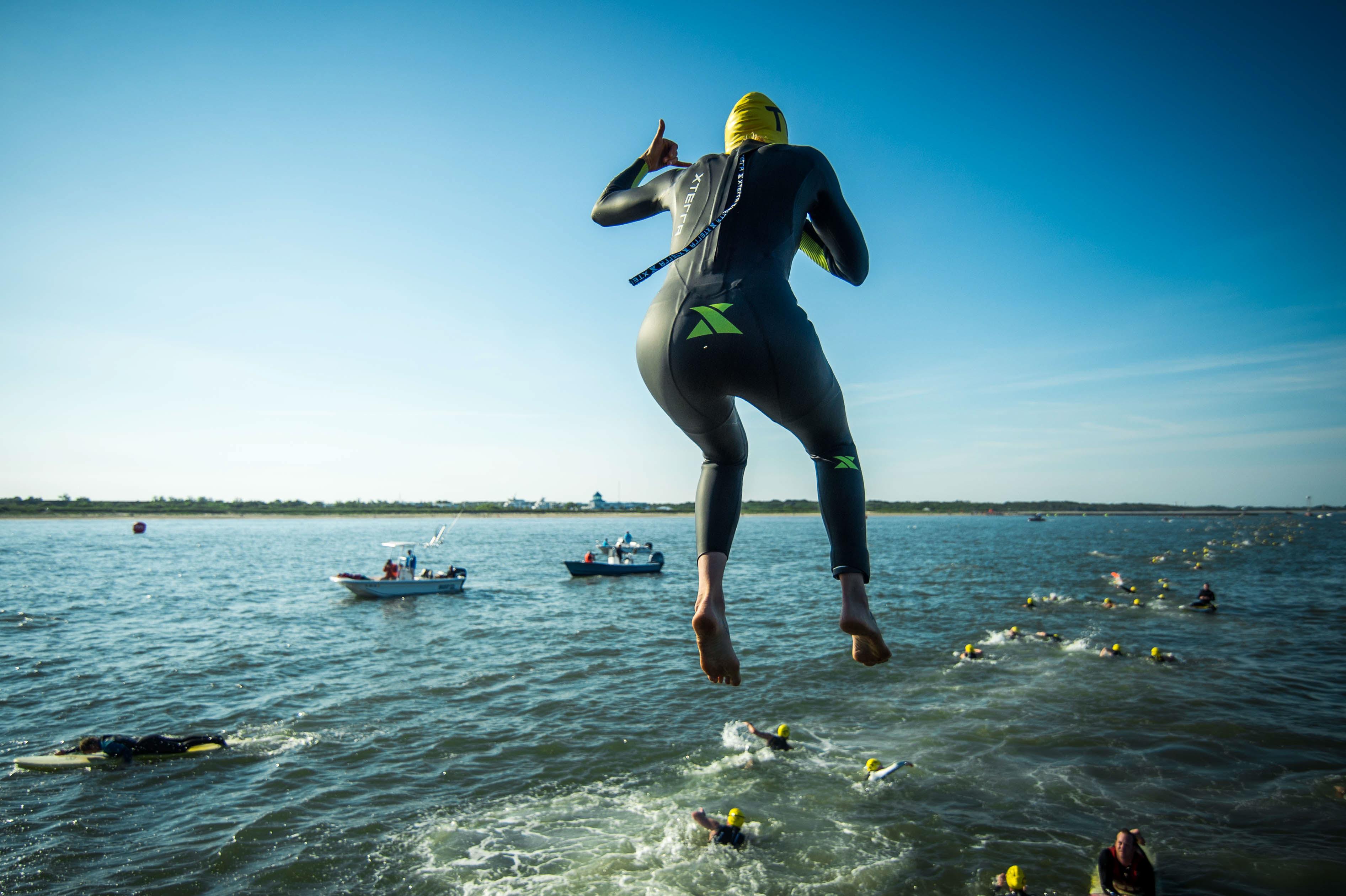 jump hand - Escape The Cape Triathlon Copy