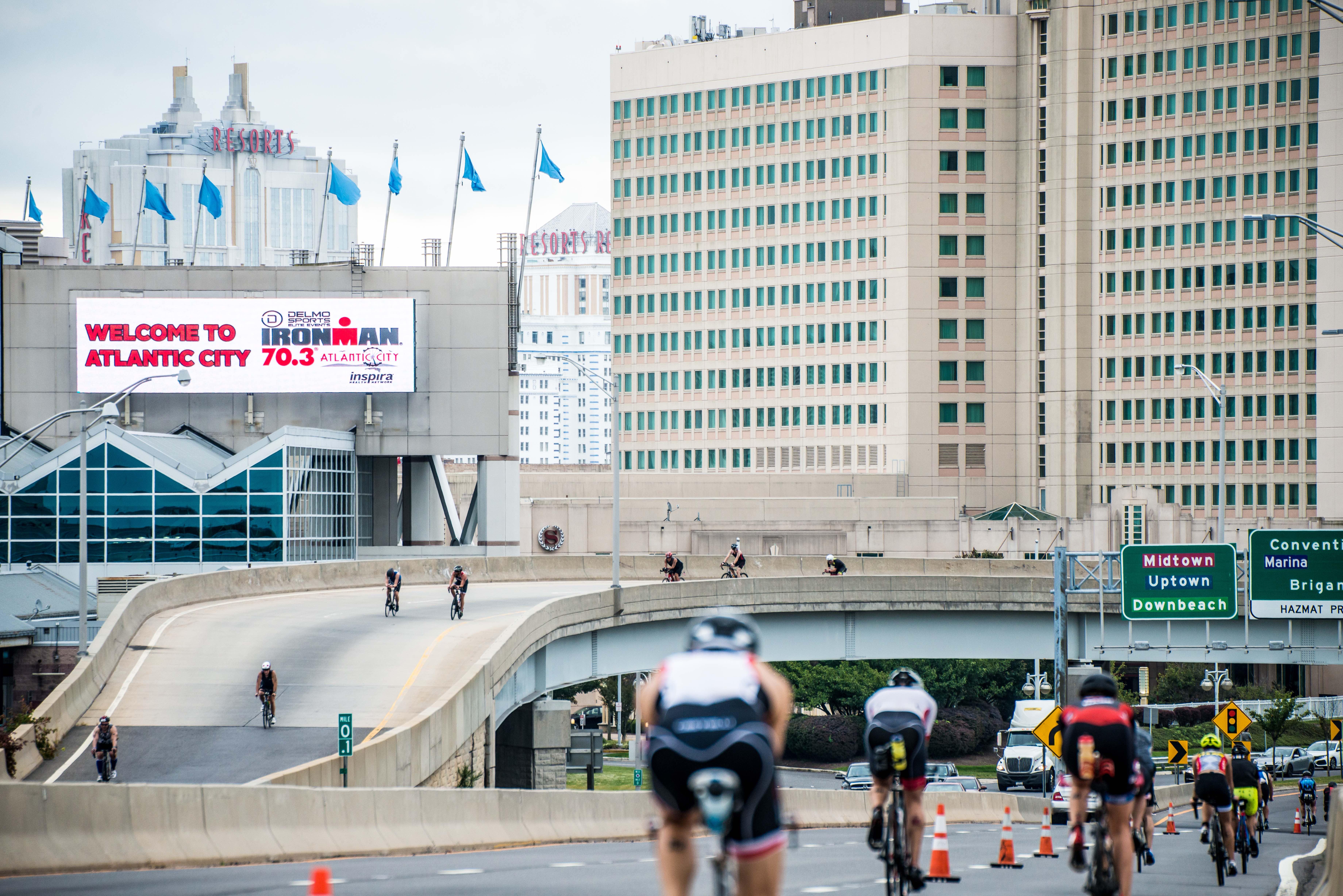 billboard - Ironman 70.3 Atlantic City Copy