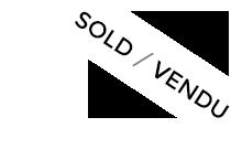 Item Sold! / Bien Vendu!