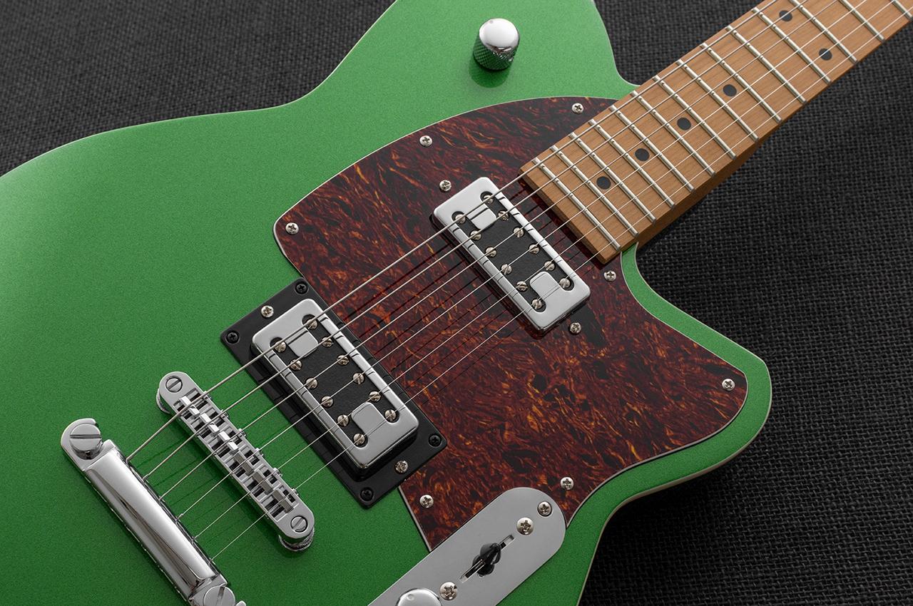 Reverend Guitars Flatroc Electric Guitar Input Jack Wiring Find A Dealer